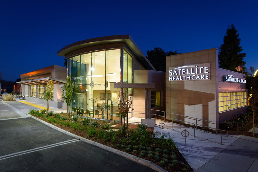 Satellite Healthcare Dialysis Centers project by Howell Electric
