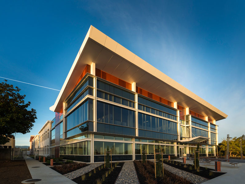 Lockheed/Martin Advanced Thermal Sciences Building project by Howell Electric